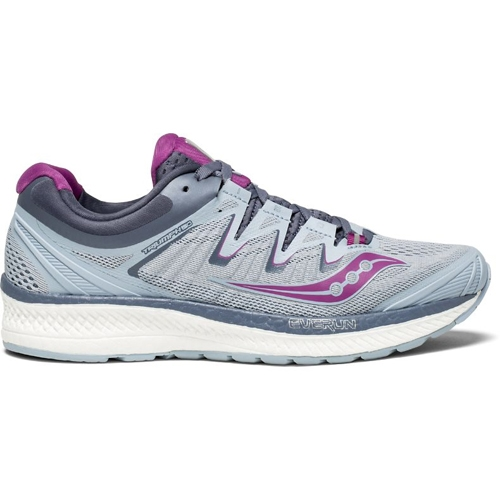 Saucony Triumph ISO 4 Women's Fog/Grey/Purple