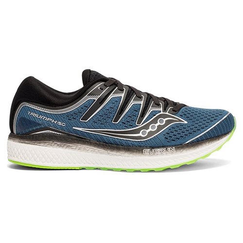 Saucony Triumph ISO 5 Men's Steel/Black