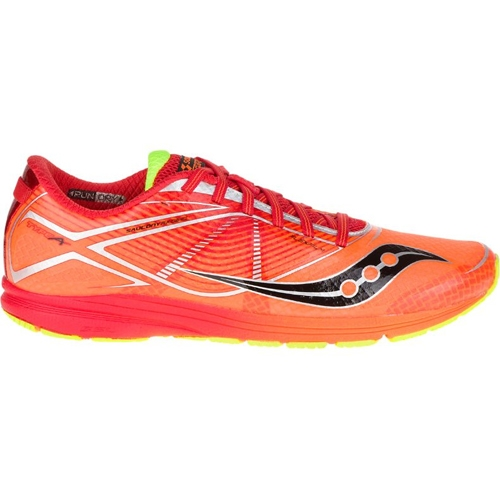 Saucony Type A Unisex Orange/Red - Saucony Style # S29028-1 F16