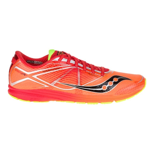 Saucony Type A Women's Coral/Citron - Saucony Style # S19028-1 F16