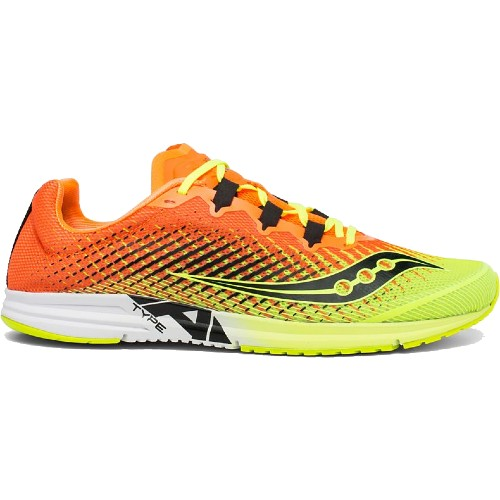 Saucony Type A9 Men's Citron/Orange