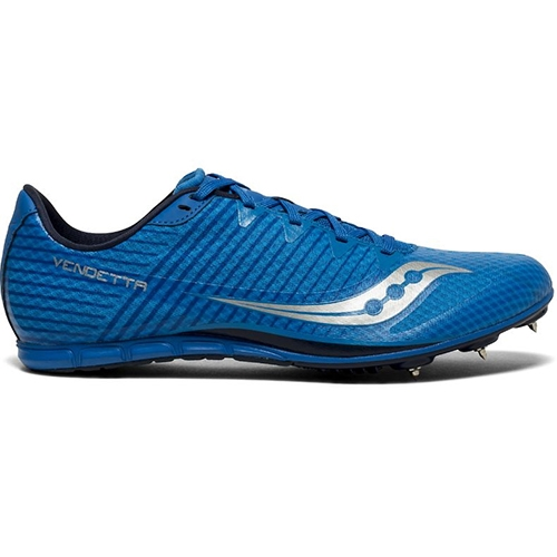 Saucony Vendetta 2 Men's Royal/Silver