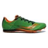 Saucony Vendetta 2 Men's Slime/Orange