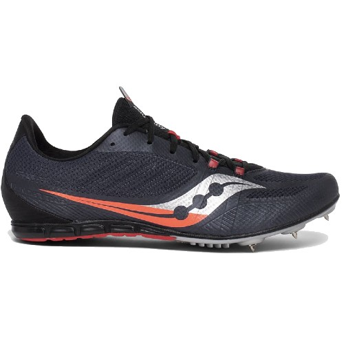 Saucony Vendetta Men's Grey/Black