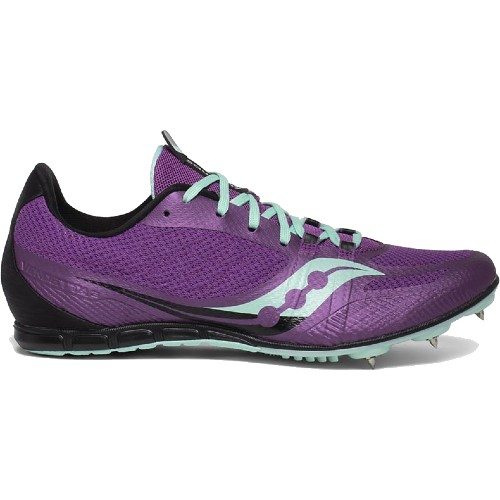 Saucony Vendetta Women's Purple/Aqua