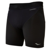 Saucony Windproof Boxer Brief Men's Black