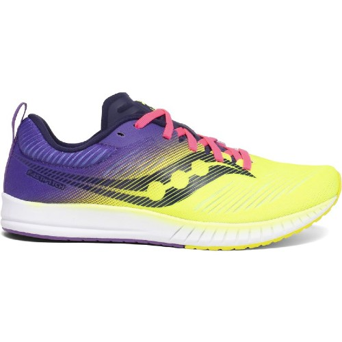 Saucony-Fastwitch-9 Women's Citron