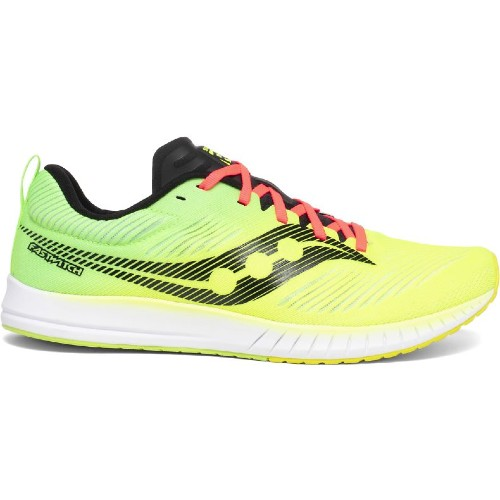 Saucony-Fastwitch-9 Men's Citron