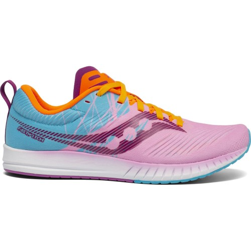 Saucony-Fastwitch-9 Women's Future/Pink
