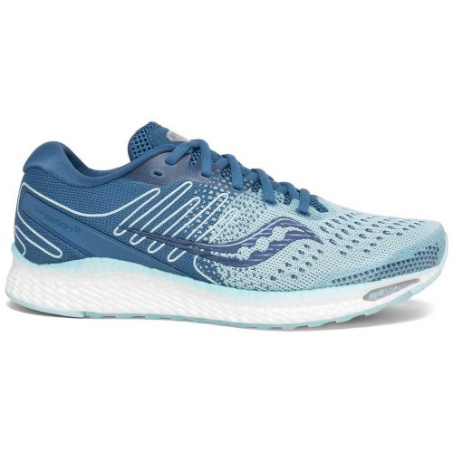 Saucony-Freedom-3 Women's Aqua/Blue