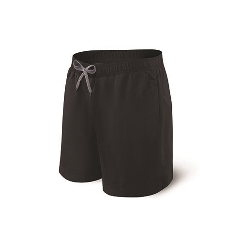 "Saxx Cannonball Swim 7"" Men's Blackout"