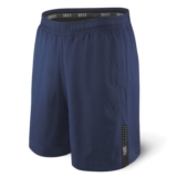 "Saxx Kinetic Run Long 7"" Men's Bright Navy"
