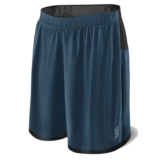 "Saxx Pilot 2In1 7"" Short Men's Velvet Blue Heather"