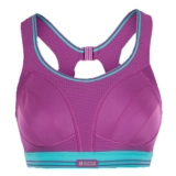 Shock Absorber Ultimat Run Bra Women's Purple/Baltic Accents