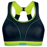 Shock Absorber Ultimat Run Bra Women's Black/Lemon