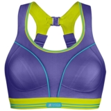Shock Absorber Ultimat Run Bra Women's Waterfall Purple