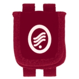 Shoe Pouch for Nike+iPod Red