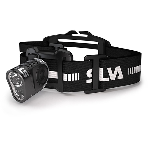 Silva Headlamp Trail Speed 3XT Black/White