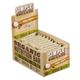 Simple Squares Box of 12 Organic Bar Cho-Coco 45g/Bar