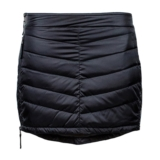 Skhoop Karin Mini Down Skirt Women's Black