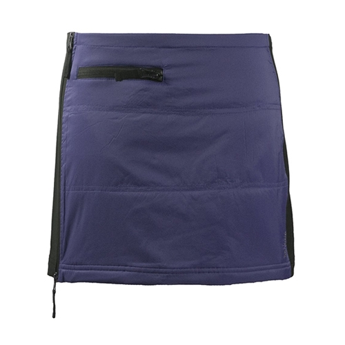 Skhoop Karin Mini Skirt Women's Blueberry