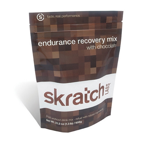 Skratch Endurance Recovery Mix 600g Chocolate