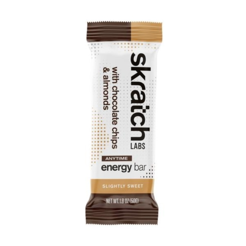 Skratch Energy Bar Single 50g Chocolate Chips & Almonds