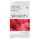 Skratch Fruit Drops Single Raspberry 50g