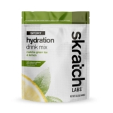 Skratch Sport Hydration Mix 440g Bag Matcha Tea & Lemon