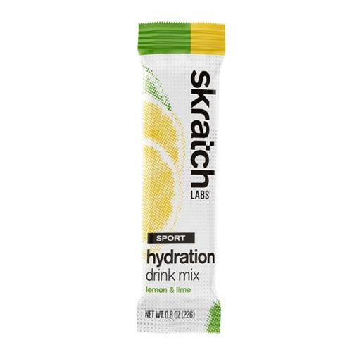 Skratch Sport Hydration Mix Single Serving Lemon & Lime