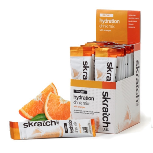 Skratch Sport Hydration Mix S/S Case 20 Orange