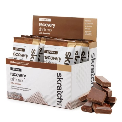 Skratch Sport Recovery Mix Chocolate (10 Pack)