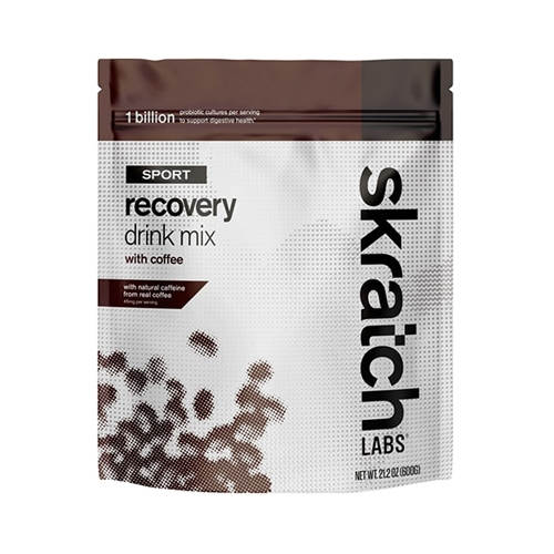 Skratch-Sport-Recovery-Mix 600g Coffee