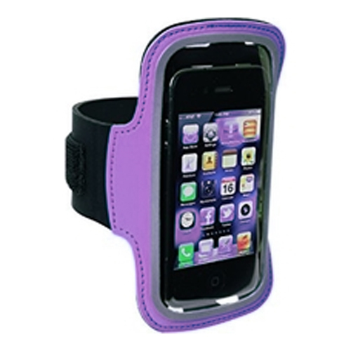 Smart Phone X-Large Armband Purple