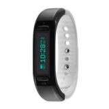 Soleus Go! Fitness Band Unisex Black/White