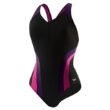 Speedo Flow Active Endurance Women's Black/Purple/Pink
