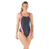 Speedo Quantum Splice Women's Black/Red/White