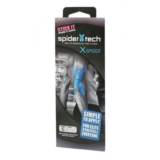 SpiderTech Blue (6pc) Pre-Cut X Kinesiology Tape