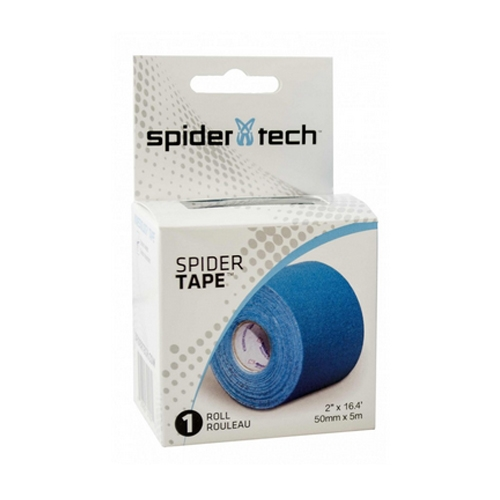 SpiderTech KT Tape Blue