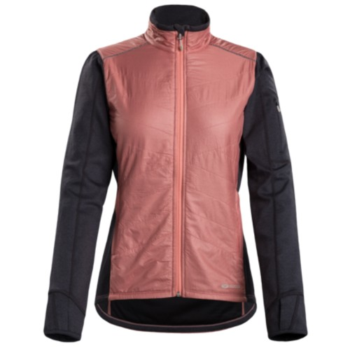 Sugoi Alpha Hybrid Jacket Women's Ash Rose