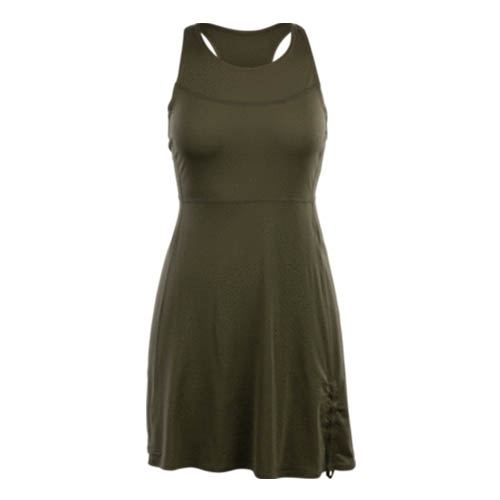 Sugoi Coast Dress Women's Deep Olive