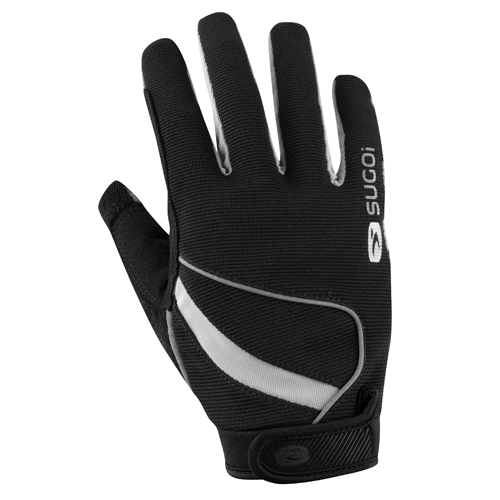 Sugoi Evolution Full Glove Unisex Black