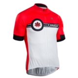 Sugoi Evolution Zap Jersey Men's Chili/ Glacier