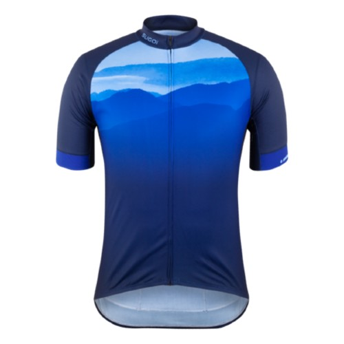 Sugoi Evolution Zap Jersey Men's Azure Mountain