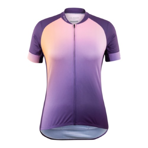Sugoi Evolution Zap Jersey Women's Sunset