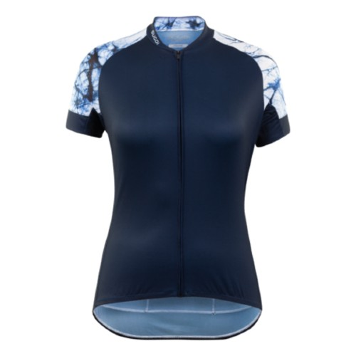 Sugoi Evolution Zap Jersey Women's White Shibori