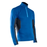 Sugoi Firewall 180 Zip Men's True Blue/Black