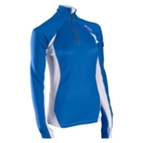 Sugoi Firewall 180 Zip Women's True Blue/White