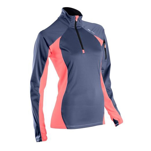 Sugoi Firewall 180 Zip Women's Electric Salmon
