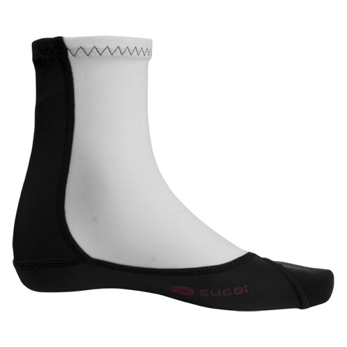 Sugoi Firewall Sock Unisex White/Black